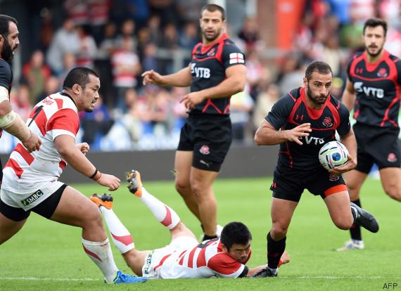 Coupe du monde de rugby la g orgie et la roumanie les autres pays de l 39 ovalie en europe - Poule de la coupe du monde de rugby 2015 ...