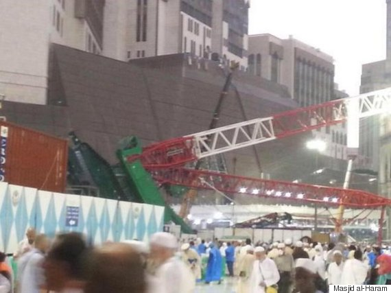 mecca crane