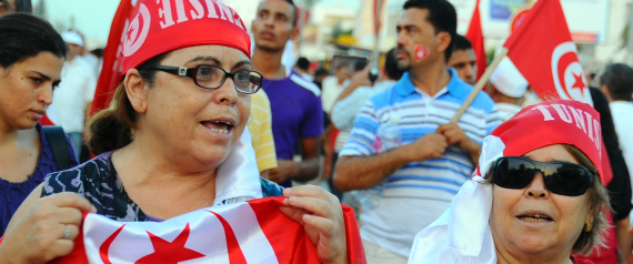 TUNISIA DEMONSTRATIONS