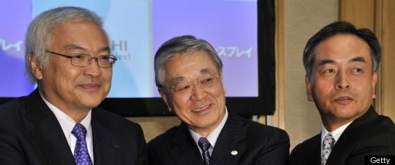 SONY TOSHIBA HITACHI