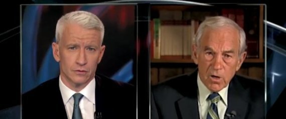 ANDERSON COOPER RON PAUL