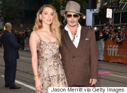 TIFF 2015: Johnny Depp et Amber Heard, les tourtereaux foulent le tapis rouge (PHOTOS)