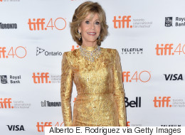 TIFF 2015- Jane Fonda: L'âge d'or lui va à ravir (PHOTOS)