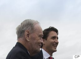 Chretien Encourages Trudeau To 'Talk To Everybody'