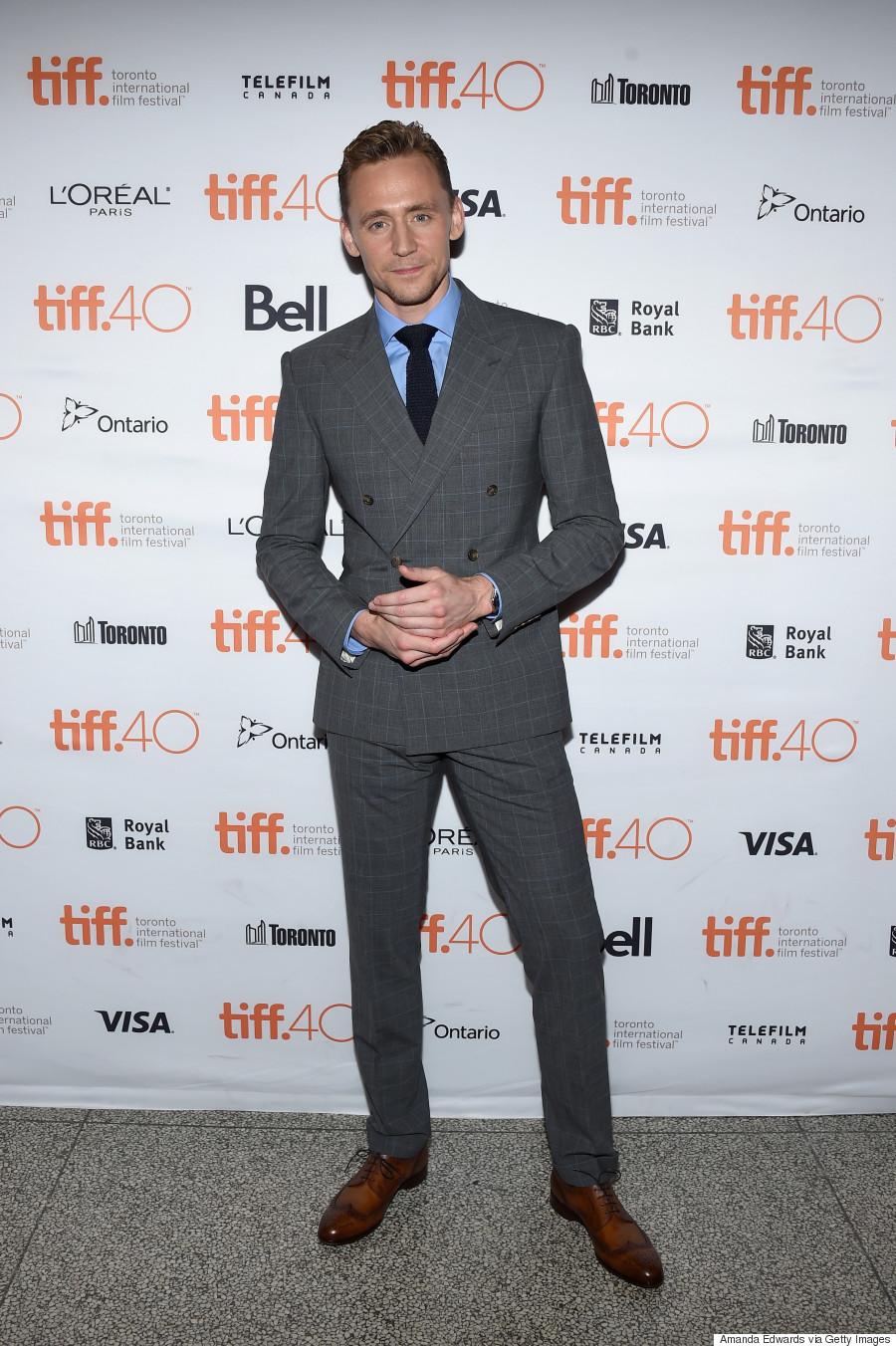 tom hiddleston tiff
