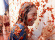 Tomatina 2011: Buñol Tomato Fight Paints The Town Red