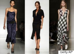 Victoria Beckham Slammed For Using 'Skinny Models' In NYFW Show