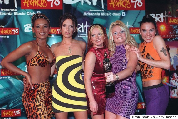 spice girls 1998