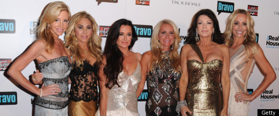 REAL HOUSEWIVES BANNED FROM DWTS