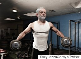 Someone Is Photoshopping Jeremy Corbyn Onto Sexy Bodies For Some Reason