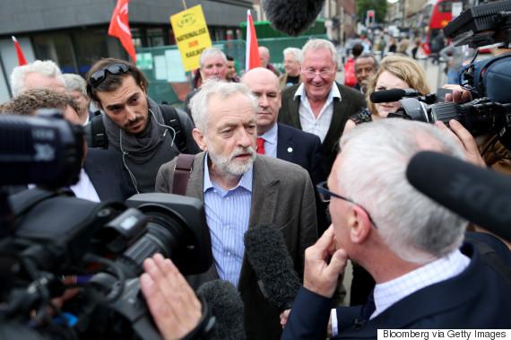 jeremy corbyn journalist