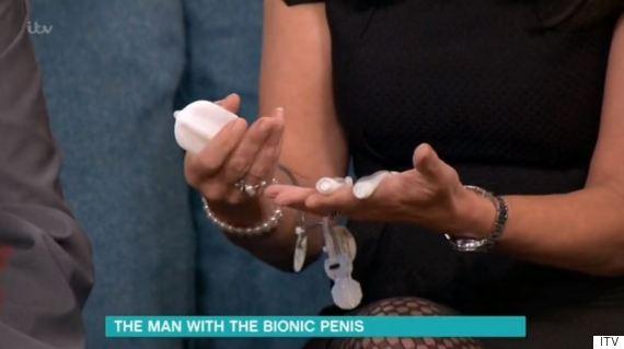 this morning bionic penis