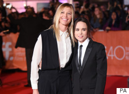 Ellen Page Gives Best Possible Reason For Making Debut With Girlfriend