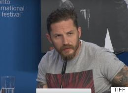 Tom Hardy Shuts Down Awkward Interview Question About His Sexuality