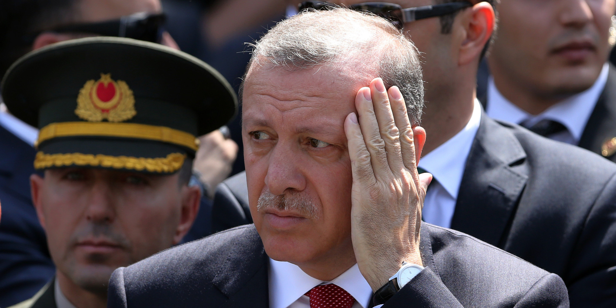 В Турции отреагировали на отказ Обамы встретиться с Эрдоганом