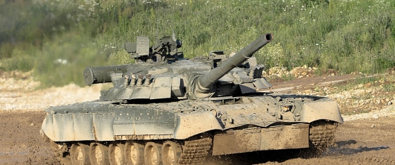 RUSSIAN T90 TANKS