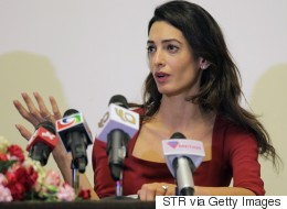 Justice Minister Judges Amal Clooney On Her Husband, Not Her Qualifications