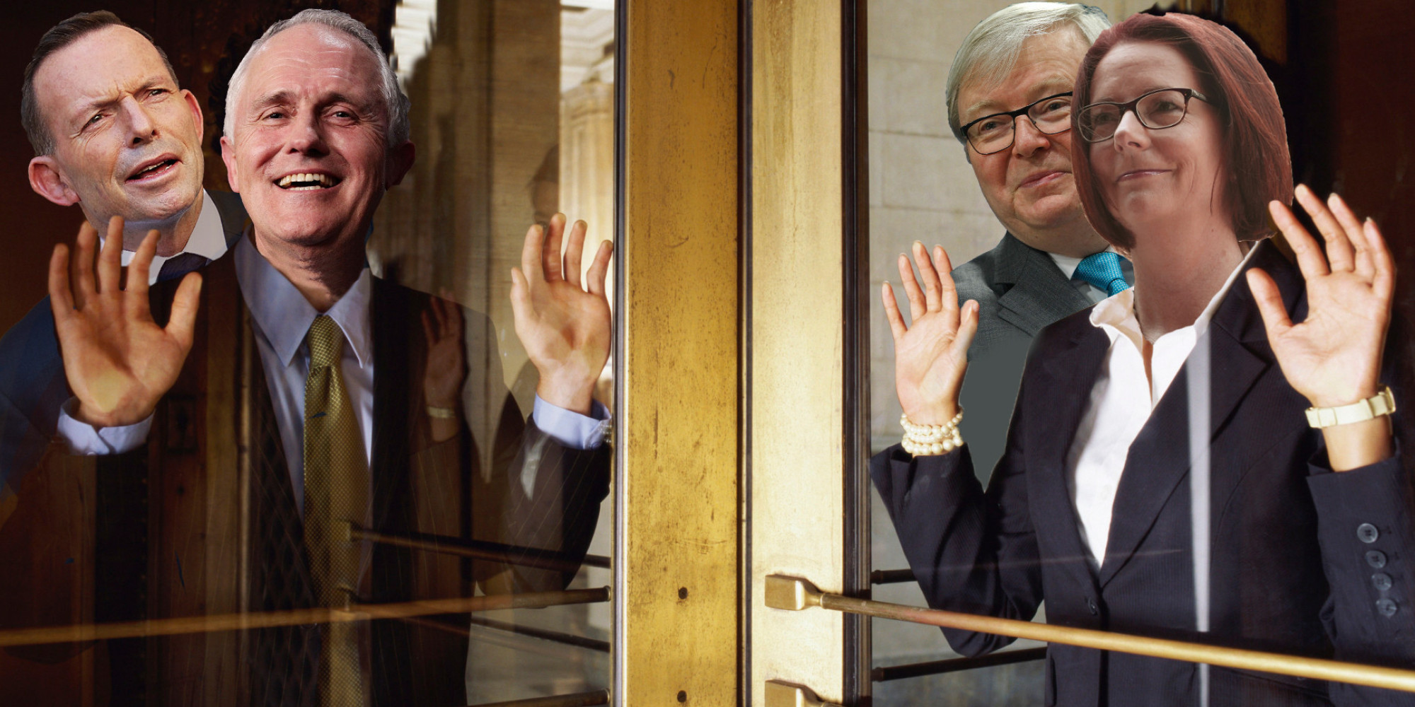 What's Powering The Revolving Door? | Tory Maguire