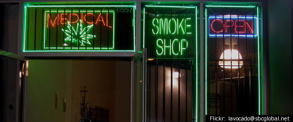 CALIFORNIA POT SHOP