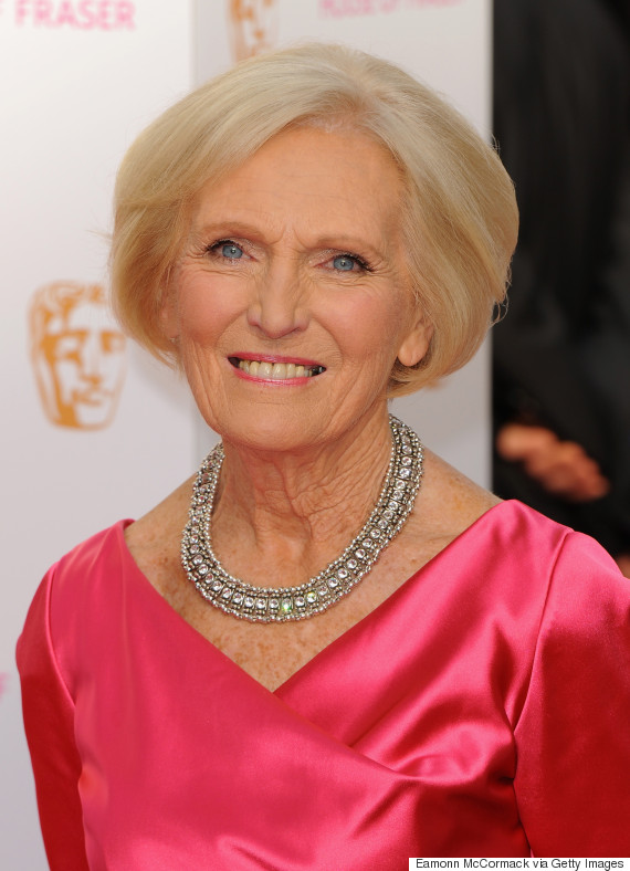 Great British Bake Off Judge Mary Berry To Take Hit Bbc
