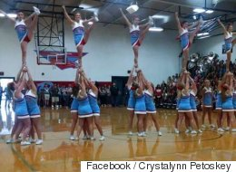 Cheerleaders Perform 'Tasteless' And 'Cringeworthy' 9/11 Routine
