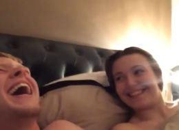 Guy Tricks His Girlfriend With Fiendish Spelling Prank