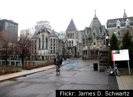 Mcgill University Strike