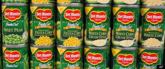 Del Monte Recall Lawsuit