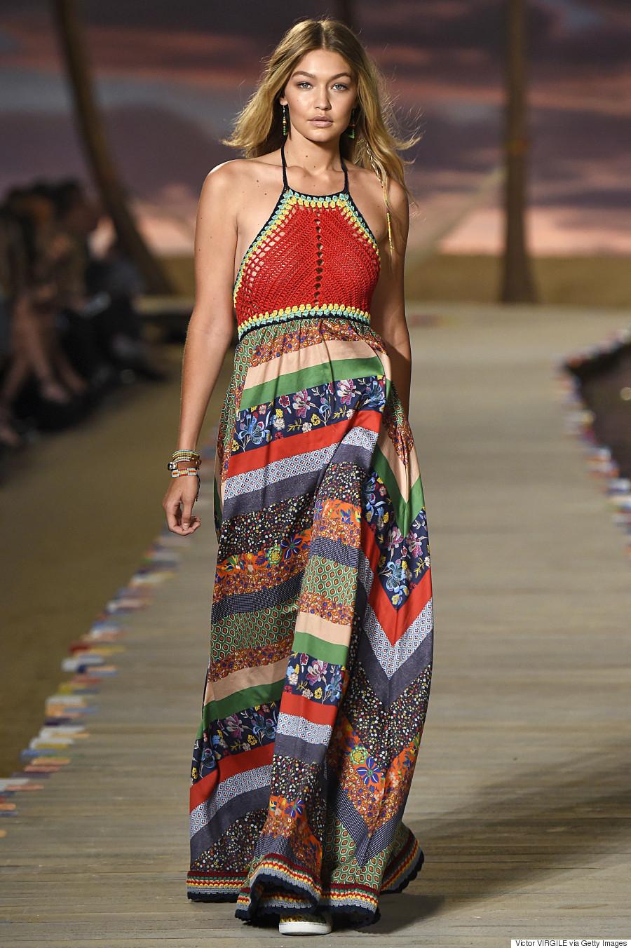 Gigi Hadid top-modèle
