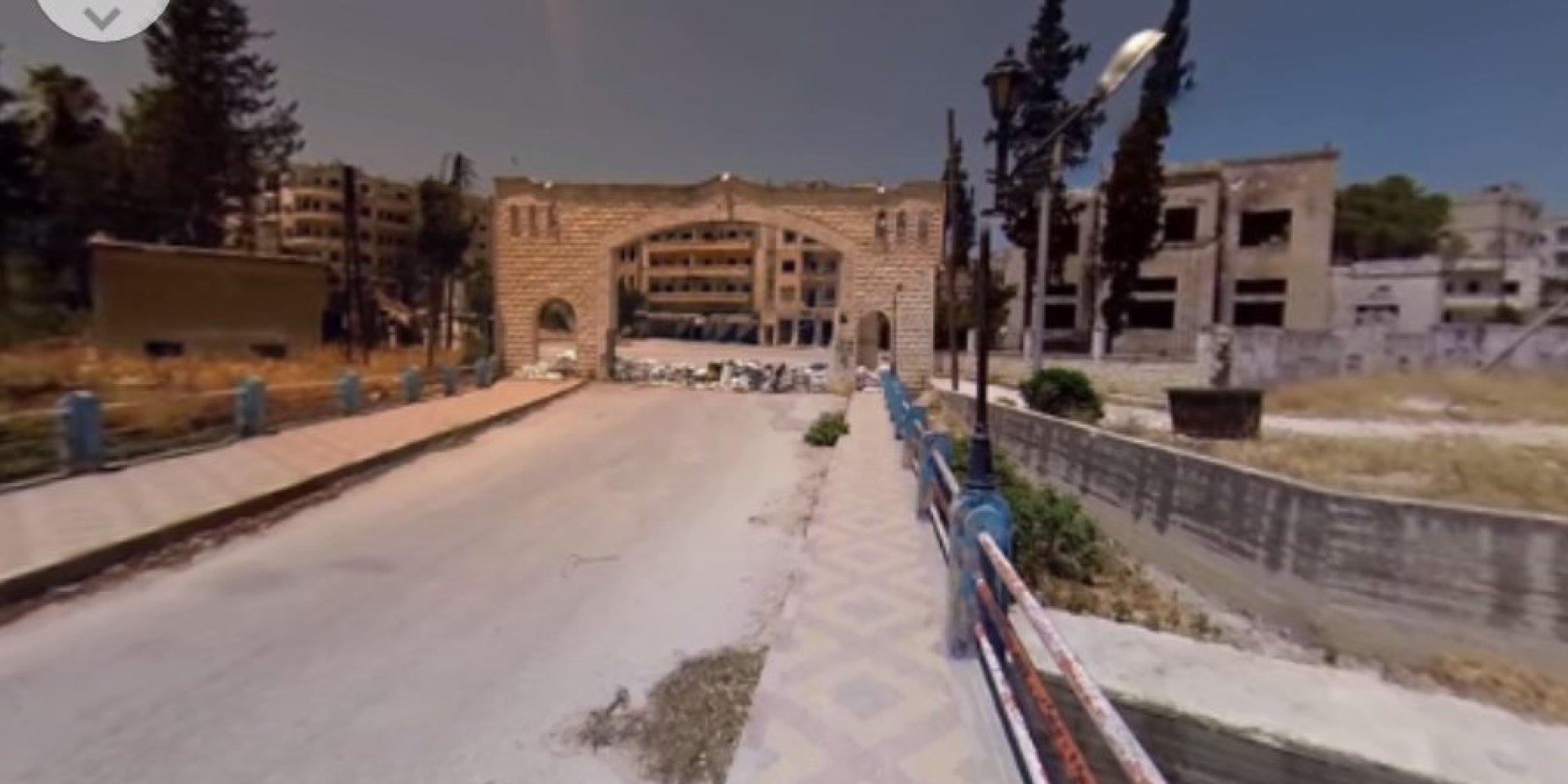 Syrie en immersion dans la ville d vast e de jisr al for Ville d estaires facebook