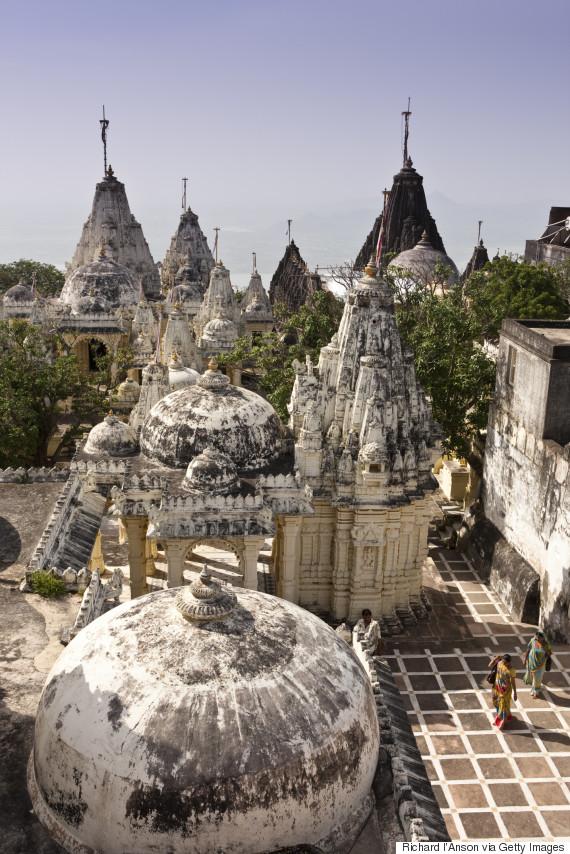 shatrunjaya hill
