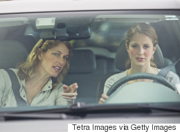 How Driving Lessons Sum Up Parenthood