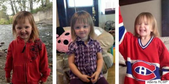 Murder suspect told RCMP he didn't know where God put two-year-old's body