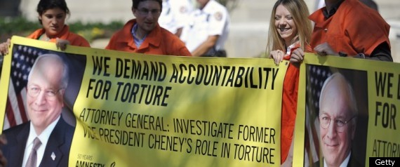 DICK CHENEY TORTURE