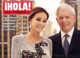 Por si alguien todavía lo dudaba: LA portada definitiva Preysler-Vargas Llosa