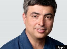 Itunes Chief Eddy Cue Promoted