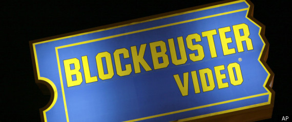 BLOCKBUSTER SHUTS DOWN CANADA