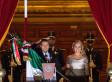 Peña Nieto dio el 'Grito' y la gente le respondió con un: 'Asesino'