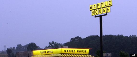 WAFFLE HOUSE HURRICANE