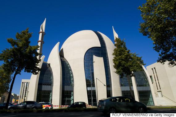 ditib mosque