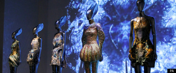 Alexander Mcqueen Savage Beauty Coming To London