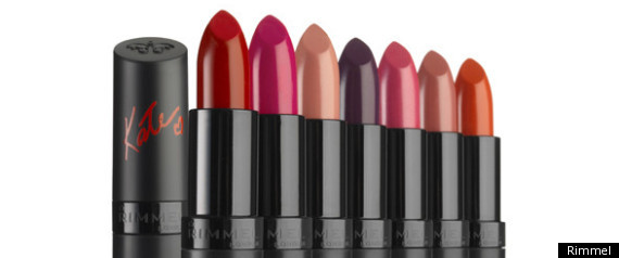 KATE MOSS RIMMEL LIPSTICKS