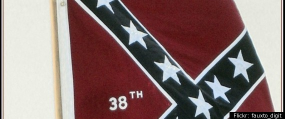 Lexington Virginia Confederate Flag