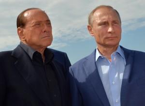 Berlusocni Putin