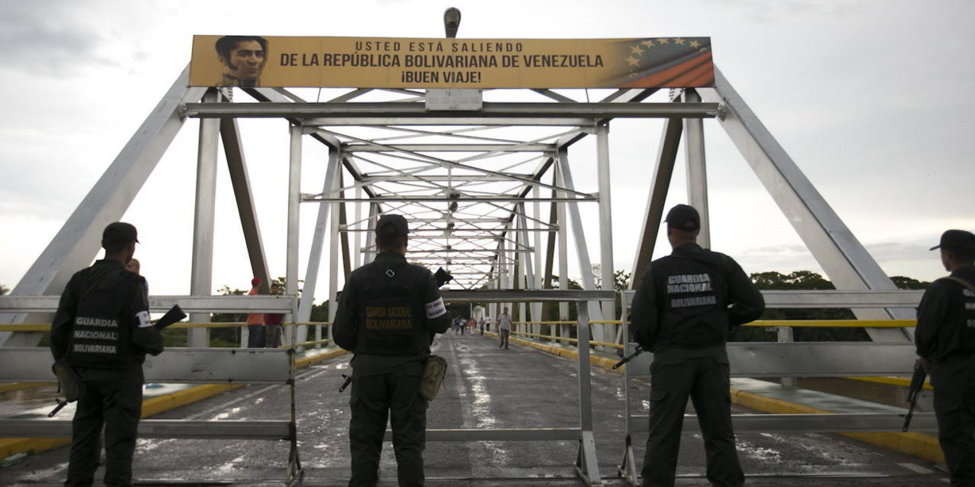 Resultado de imagen para zona fronteriza de venezuela