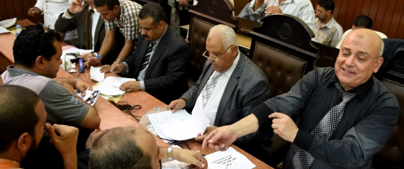 PARLIAMENT ELECTIONS IN EGYPT