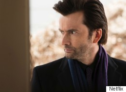 FIRST LOOK: David Tennant In Marvel's Jessica Jones