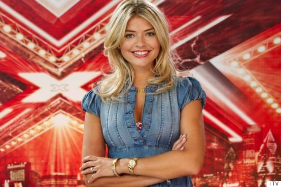 holly willoughby xtra factor