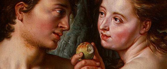Gourmandises et merveilles de l'Antre : mots à croquer et émotions à partager - Page 3 N-ADAM-ET-EVE-BIBLE-large570
