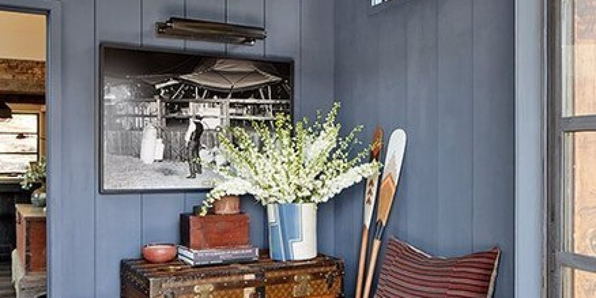 Of Course Blake Mycoskie The Founder TOMS Has A Gorgeous Perfectly Rustic House